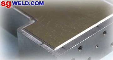 Sensor Laser Spot Welding Sheet Metal Spot Welding